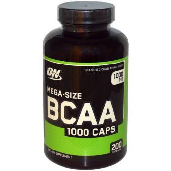 Mega-Size BCAA
