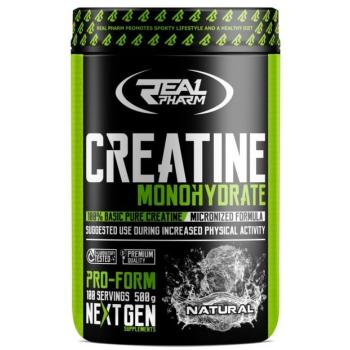 Real Pharm Creatine Monohydrate
