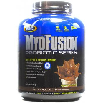 MyoFusion Probiotic Series