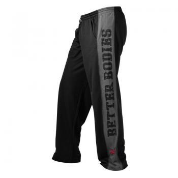 Спортивные брюки Mesh Gym Pant, Black\Grey