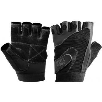 Перчатки Pro Lifting Gloves, Black/Black