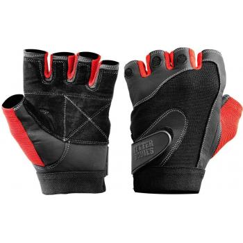Перчатки Pro Lifting Gloves, Black/Red