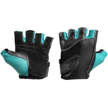 Женские перчатки для фитнеса Women's Fitness Gloves, Black/Aqua
