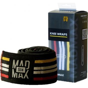 Бинты коленные Mad Max (MFA292)