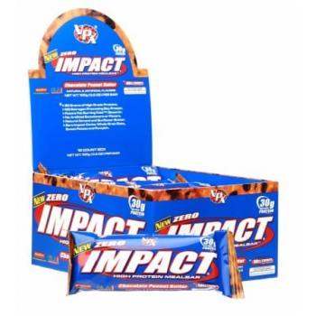 New Zero Impact bar