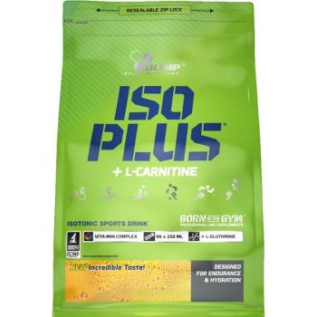 Iso Plus powder + L-Carnitine