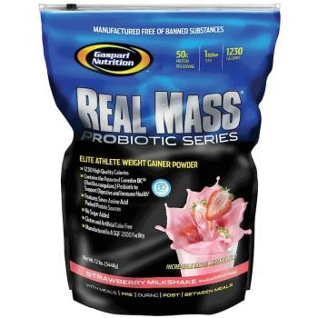 Real Mass Probiotic Series