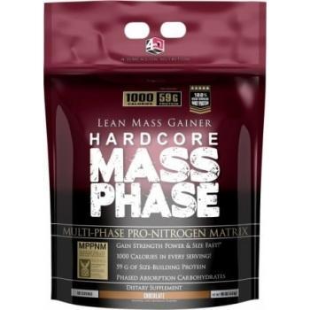 Hardcore Mass Phase