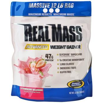 Real Mass Advanced Weight Gainer