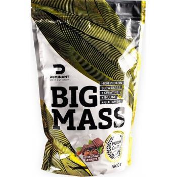 Dominant Big Mass