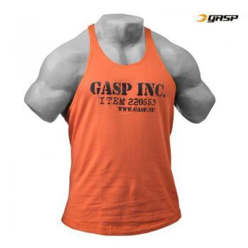 Майка GASP Deep Cut Tank, Flame