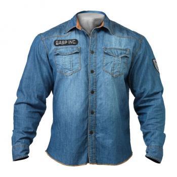Джинсовая рубашка Denim Shirt