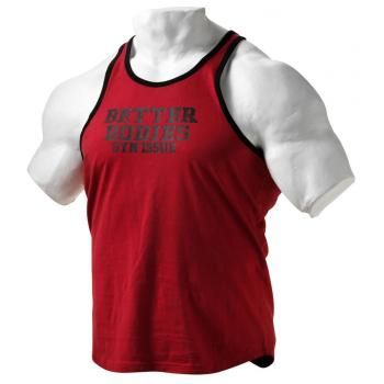 Спортивная майка Jersey Gym Tank, Red