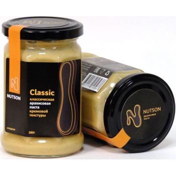 Арахисовая паста Nutson Classic