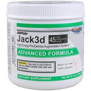 Jack3d Advanced Formula