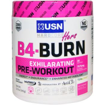 B4-Burn Pre-Workout