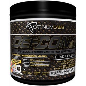 Defcon 1 Black