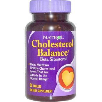 Cholesterol Balance Beta Sitosterol