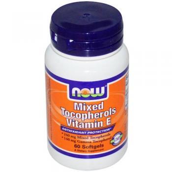 Mixed Tocopherols Vitamin E