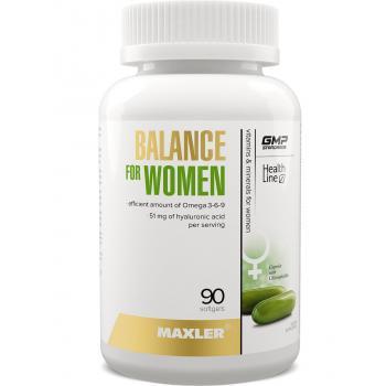 Balance for Women