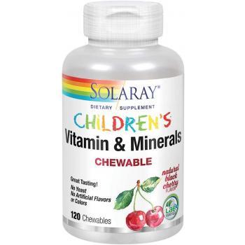 Solaray Children's Vitamins and Minerals