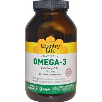 Natural Omega-3