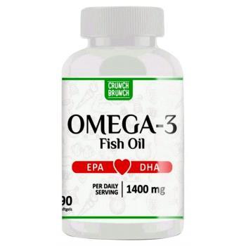 Omega-3 Crunch Brunch