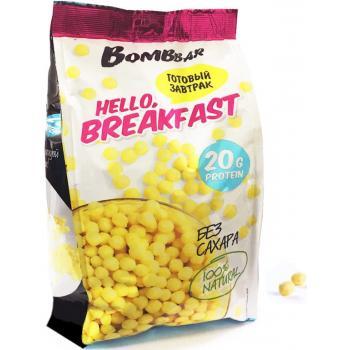 Протеиновые завтраки Bombbar