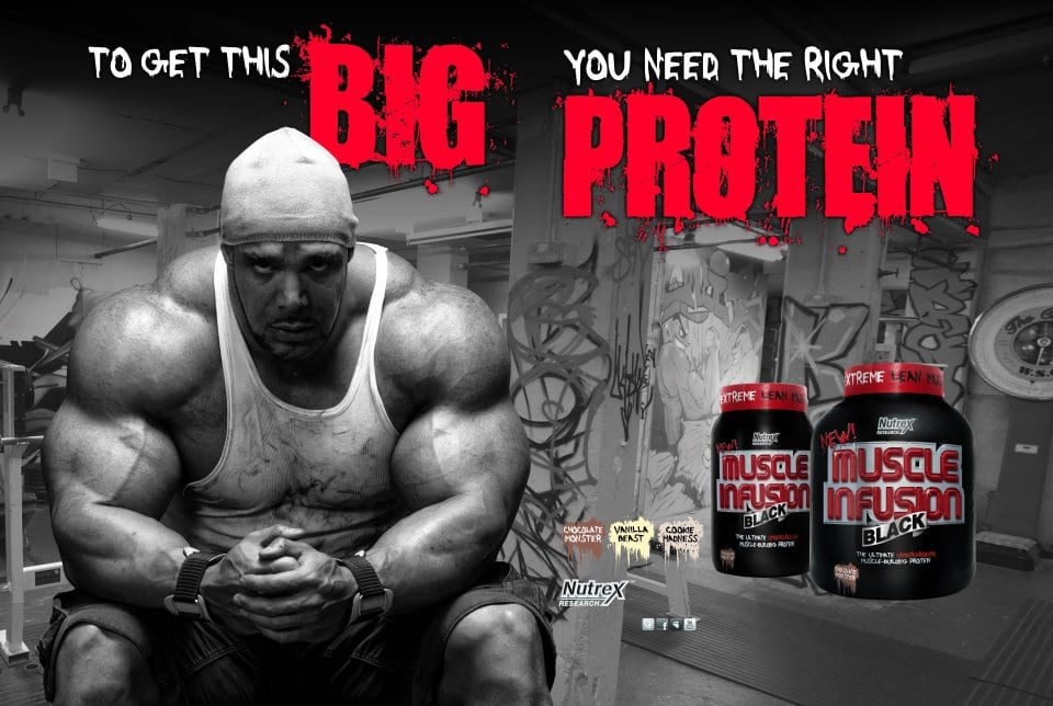 Протеин, Muscle Infusion Black, Nutrex